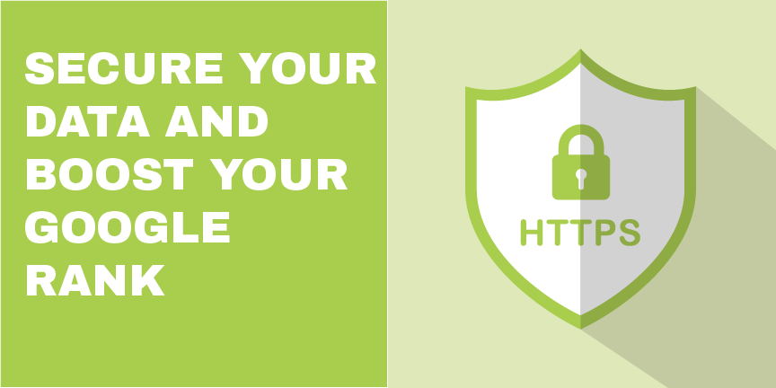 Keep your website secure with an SSL Certificate - Web